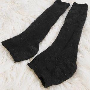 Accessories - Beautiful Knit Leg Warmers